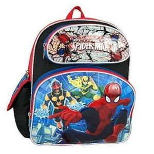 Spider Man Ultimate Small Toddler Backpack